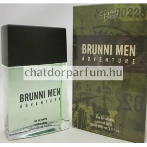 Chat D'or Brunni Adventure Men Parfüm