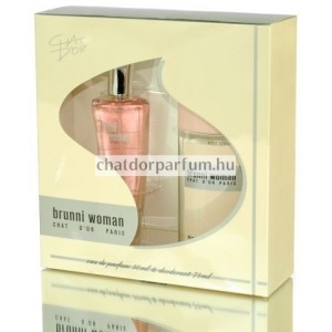 Chat D'or Brunni Woman