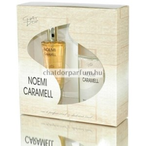 Chat D'or Noemi Caramell