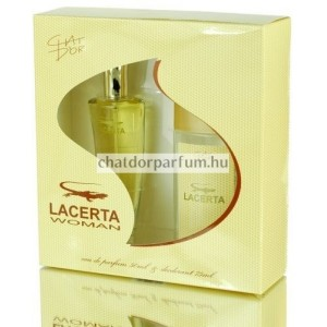 Chat D'or Lacerta Woman